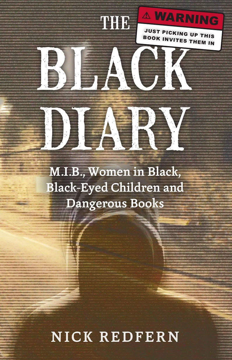 The Black Diary, US Edition, 2018: