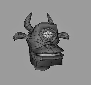 Troll Head Base Mesh