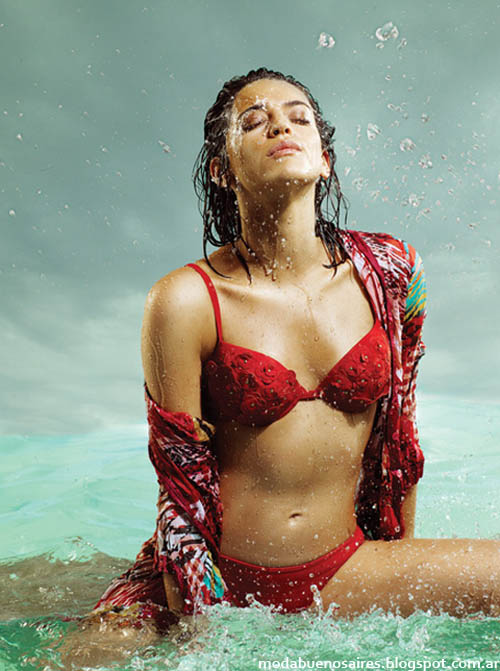 Getien Bikinis 2013. Trajes de baño 2013.