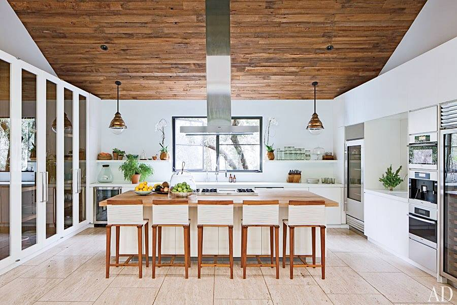 Interior Envy Jenni Kayne's L.A. Home Kitchen