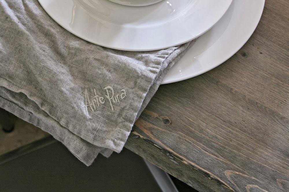 Italian Arte Pura Linen Napkin, Arte Pura Linen, Gorgeous Linen Napkins