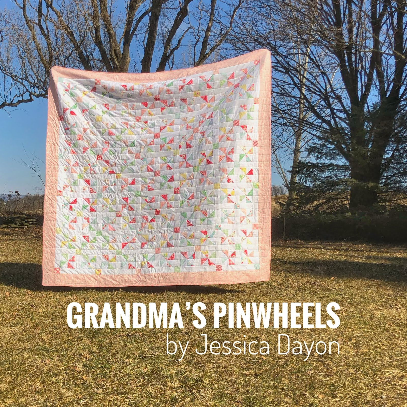 Grandma's Pinwheel