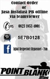 Contact Order & Jasa Instalasi pb Off