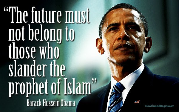 40 Mind-Blowing Quotes From Barack Hussein Obama On Islam And Christianity