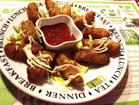 Potato Wedges at Neco's Natural Cafe & Store