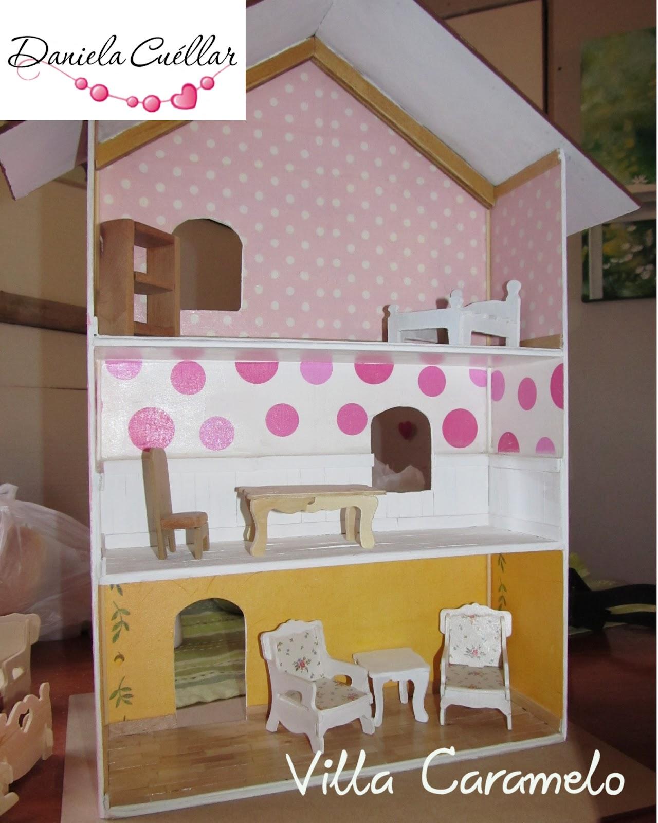 Villa caramelo agosto 2012 for Como hacer el techo de una casa