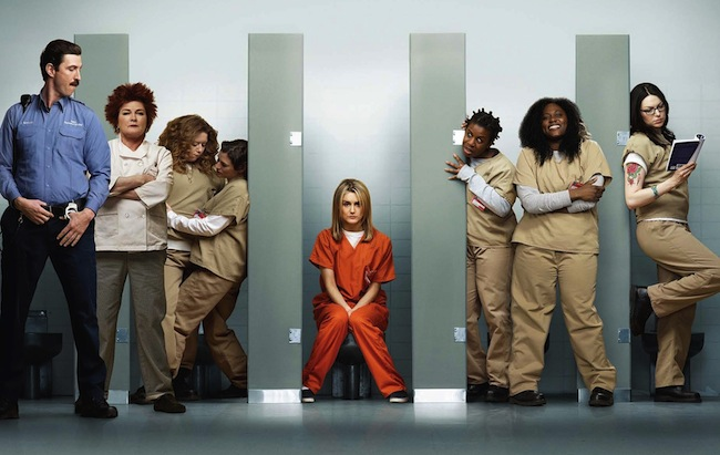 Orange is the New Black - Opening credits sung by Regina Spektor