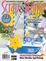 New print publication: July 2016 issue