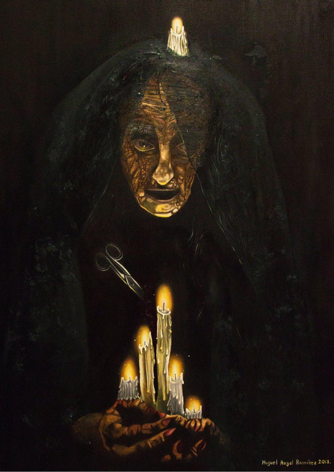 Censura y secretismo al cancelar exposicion pictorica del artista Miguel Angel Ramirez