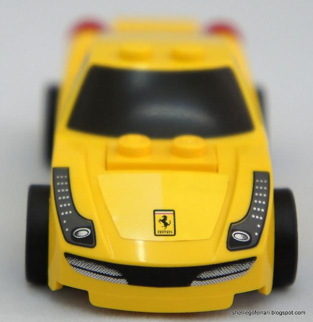 Shell LEGO Ferrari 458 Italia (30194)