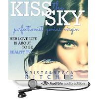 Pre-Order Kiss the Sky on Audible