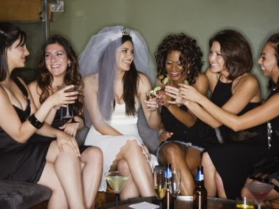 tips on planning a bridal shower party