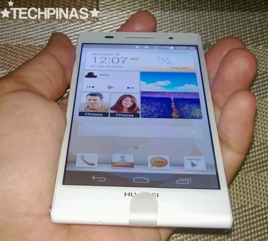 Huawei Ascend P6, Huawei Ascend P6 Philippines, Huawei Ascend P6 Review, Huawei Android Smartphone, Huawei Philippines