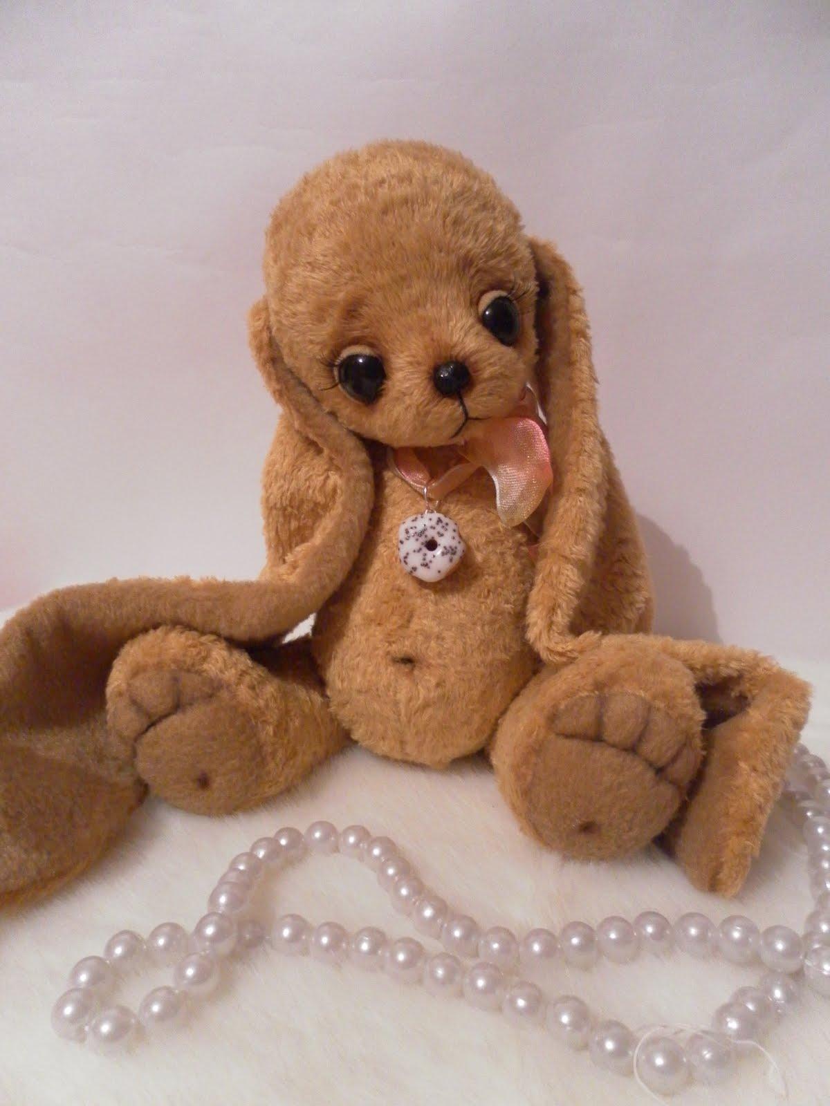 Медведь игрушка тедди своими руками фото