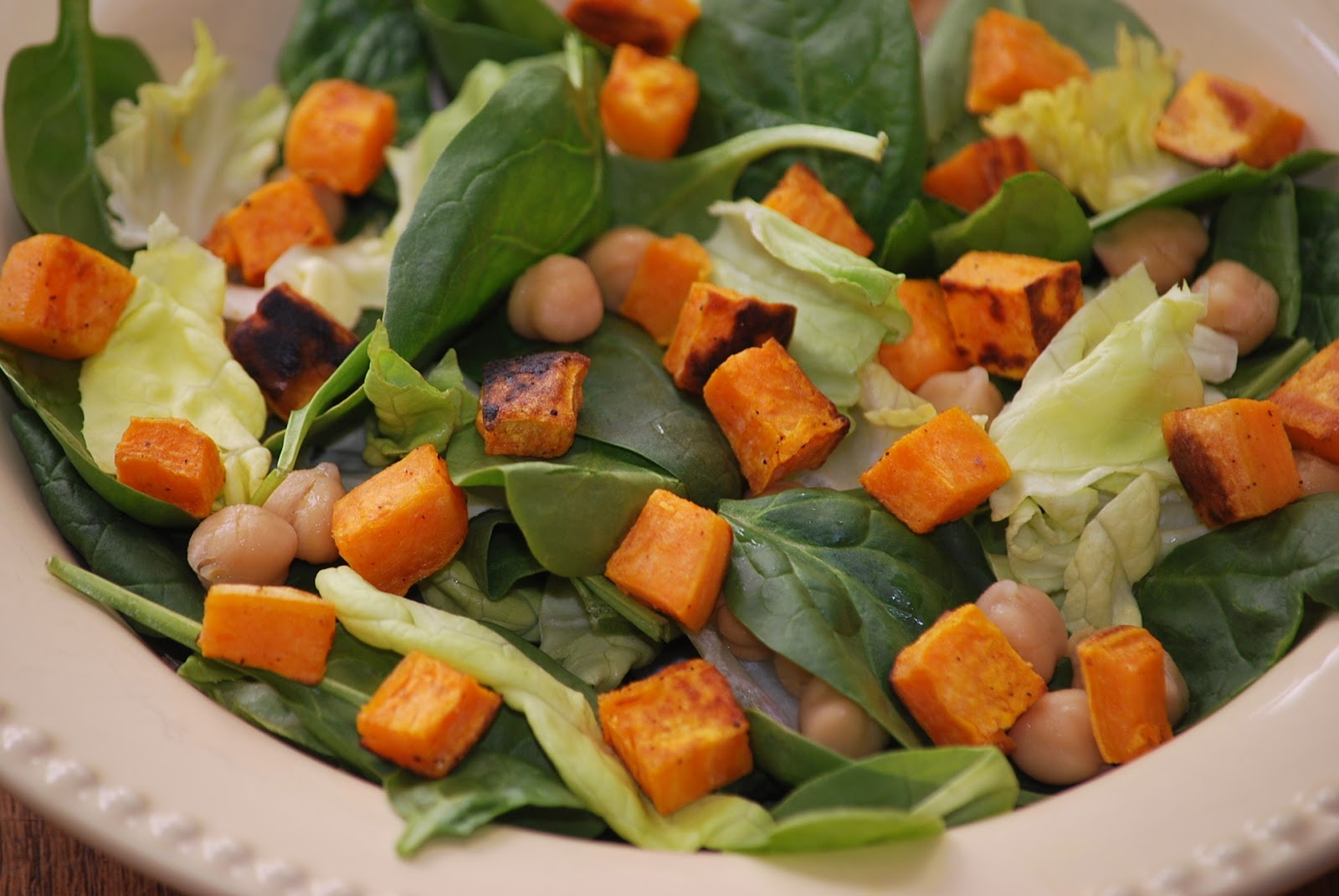 My story in recipes: Sweet Potato Salad
