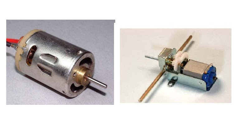 Selectiing Motors For Your Projects From Different Motor