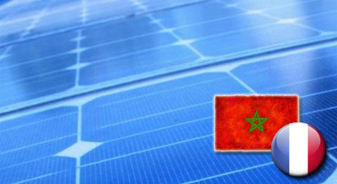 Le Maroc exportera son énergie solaire en France
