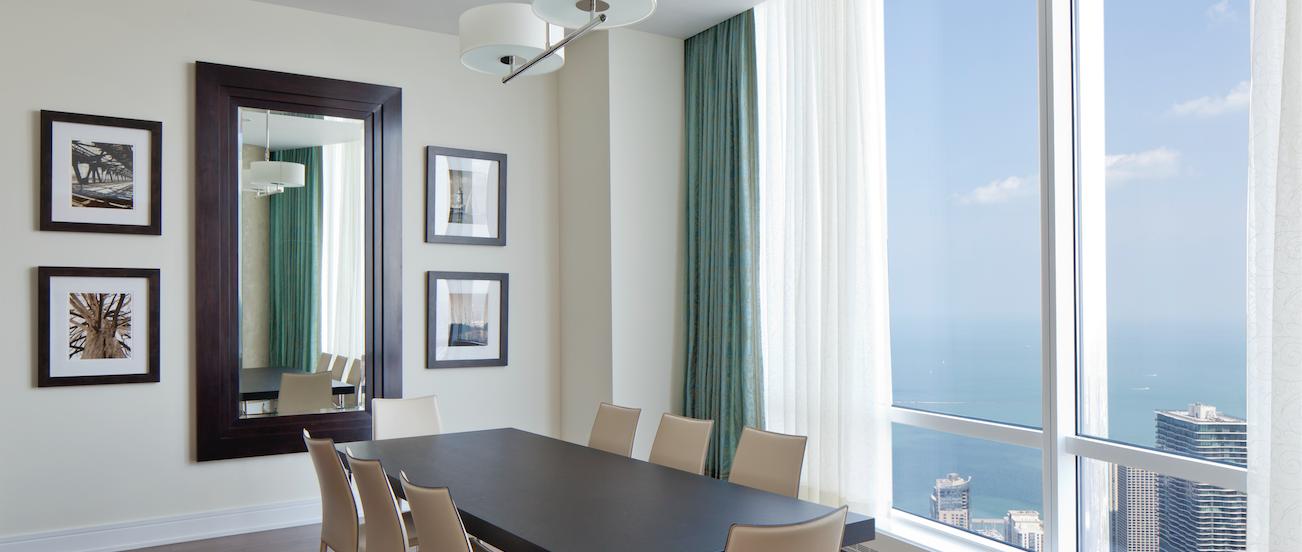 M. GRACE DESIGNS, INC, Chicago Interior Design