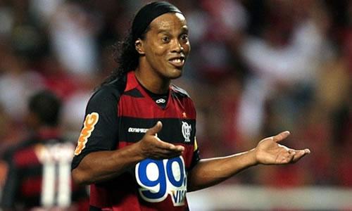 Ronaldinho Gaúcho no Flamengo