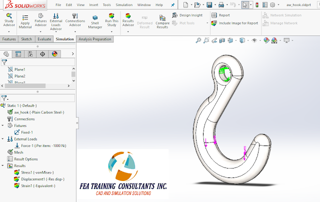 whats new in solidworks simulation 2016