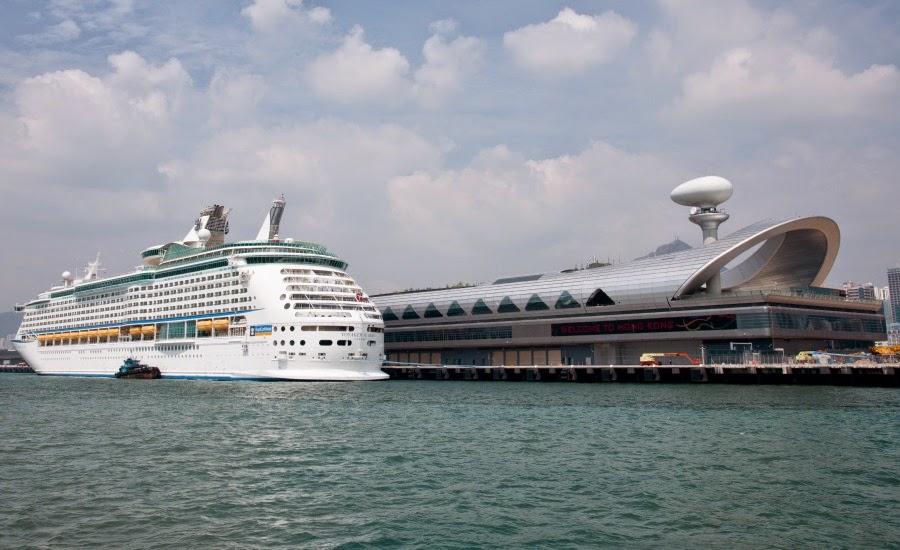 Terminal para cruceros Kai Tak, en Hong Kong - por AECOM Asia