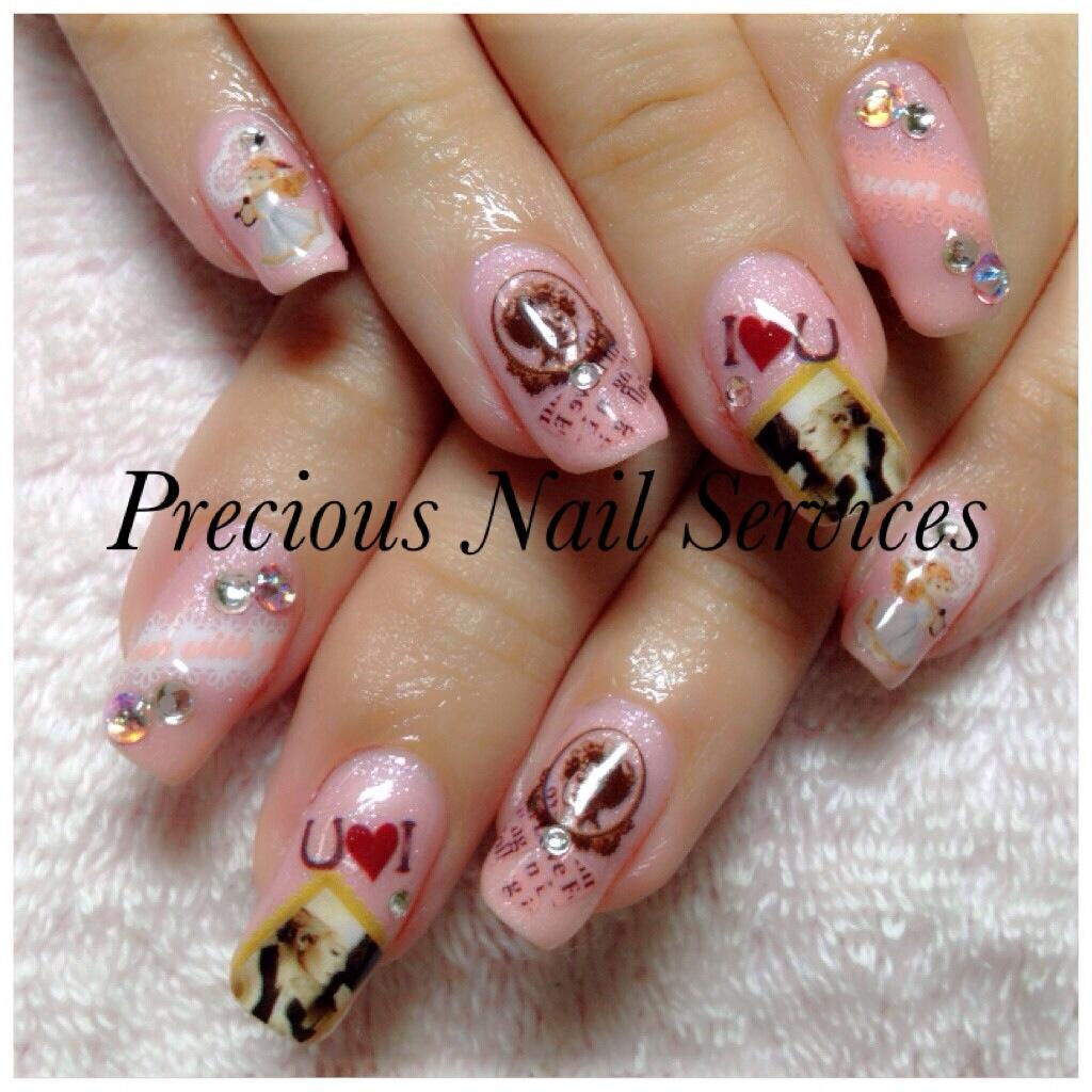 Precious Nail Services: Korean Photo Nails