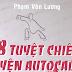 68 Tuyệt chiêu luyện AutoCAD