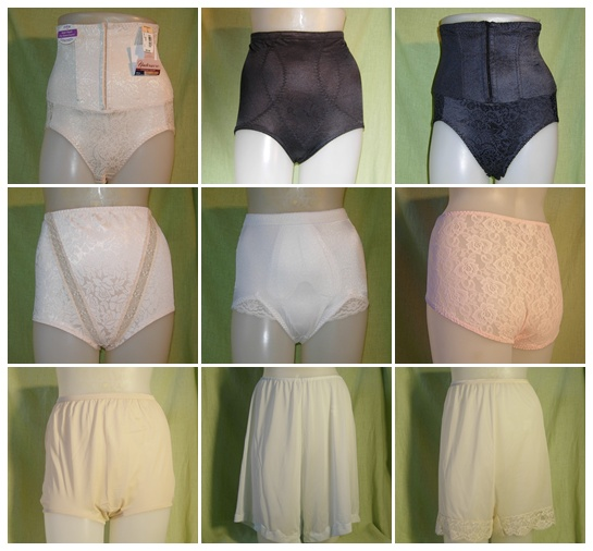 Just added vintage panties, girdles and 3 AS-IS Dresses