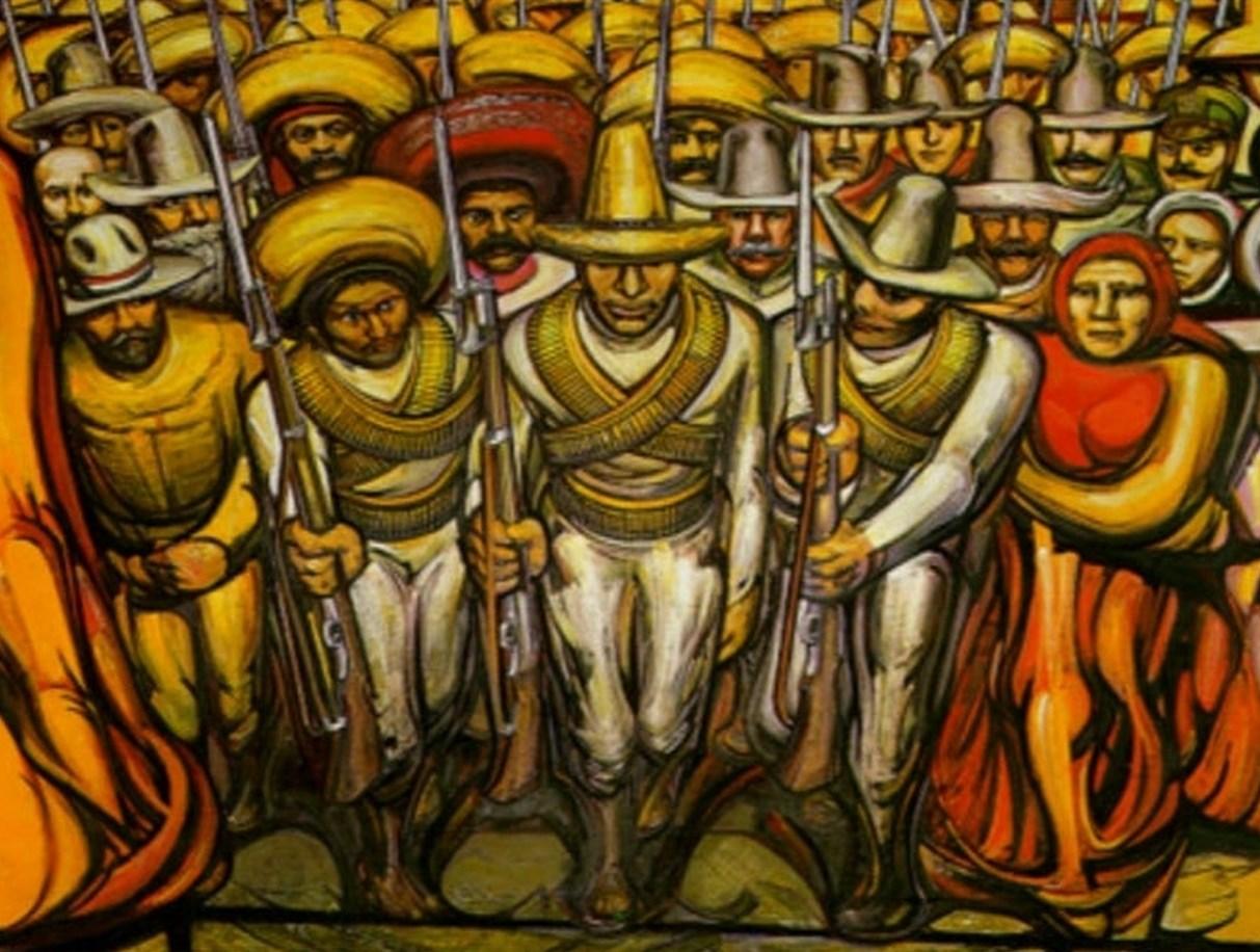 Imágenes de Pinturas: Resumen: Historia del muralismo Mexicano