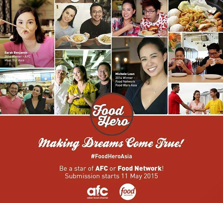Food Hero, Asia's Next New Food Hero, Asian Food Channel