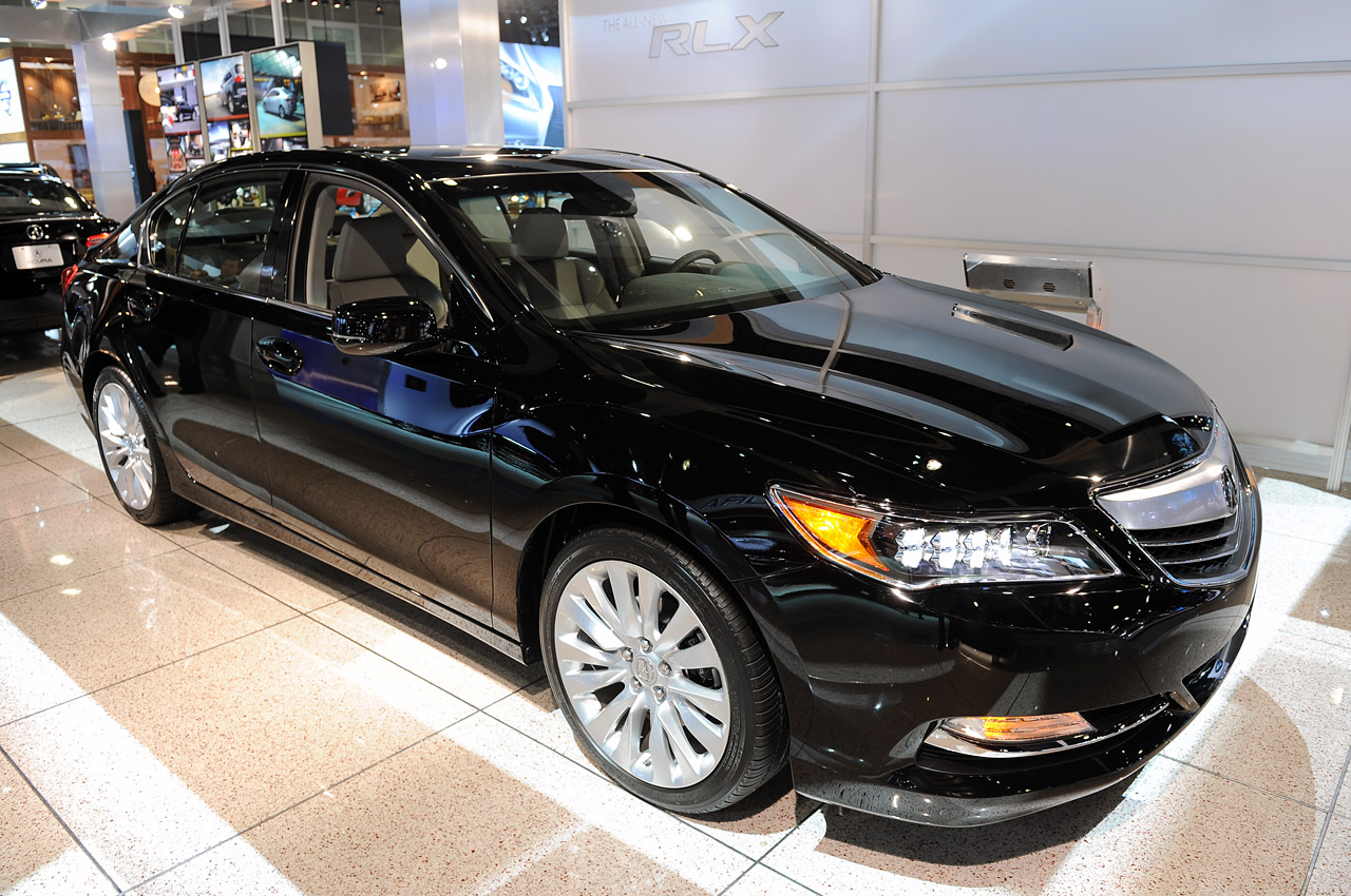 2014 acura rlx pricing. Black Bedroom Furniture Sets. Home Design Ideas