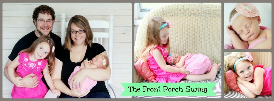 The Front Porch Swing