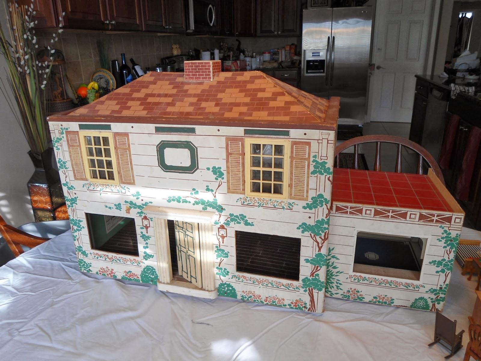 1949 Keystone of Boston Dollhouse