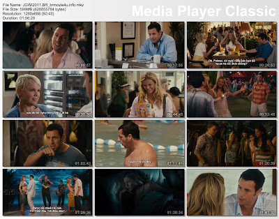 Just Go with It (2011) BRRip 720p 600MB Việt sub