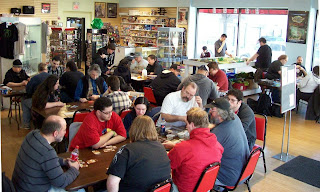 Players at 7th Dimension Games