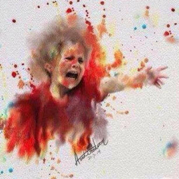 Tears come out sanhya peshwar......