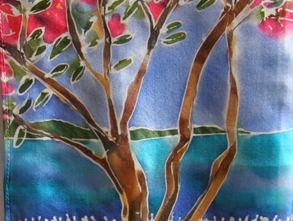 http://felt.co.nz/listing/203045/WALLHANGING-KIWIANA-POHUTUKAWA--HANDPAINTED-SILK