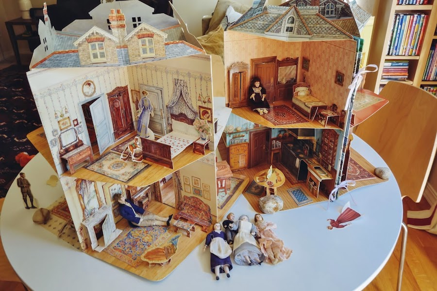 A doll house essay
