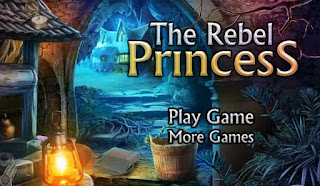 The Rebel Princess awesome and interesting Hidden Object Online Games
