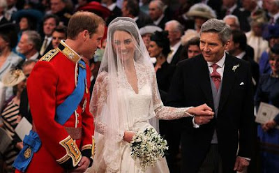Pernikahan Pangeran William Dengan Kate Middleton