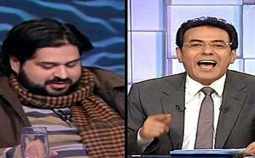 """بالفيديو: رد خيرى رمضان على تهديدات  أحمد المغير خلال حلقة برنامج """"ممكن"""""""
