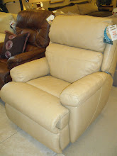 Flexsteel Butter Recliner