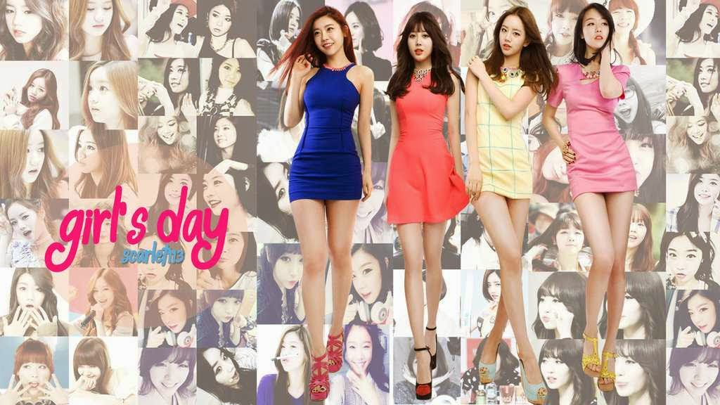 Girl's Day wallpaper
