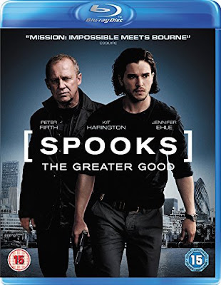 Spooks: The Greater Good (2015) BluRay + Subtitle