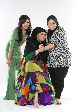 Aku, Datuk Sharifah Aini & Shiha