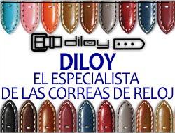 Diloy watch straps