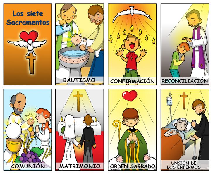 Mandamientos Del Matrimonio Catolico : Sg osfera amigos de jesús los sacramentos la