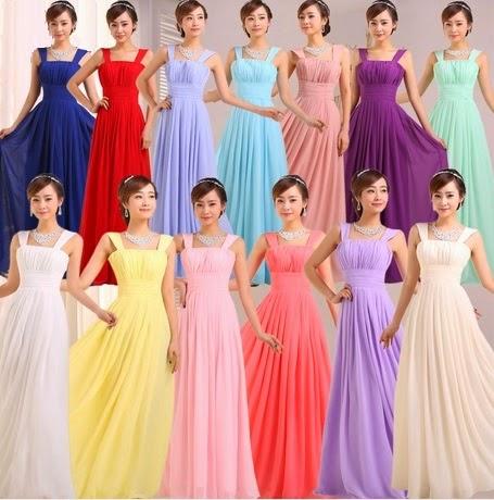 bridesmaid dress malaysia