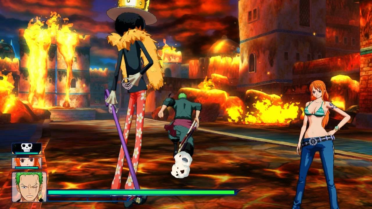 Namco Bandai One Piece Game