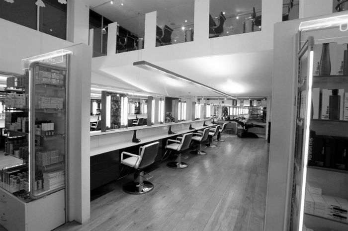 Urban Retreat Salon Harrods